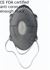 Excellent Filtration Antibacterial Face Mask For Cleansing Industries